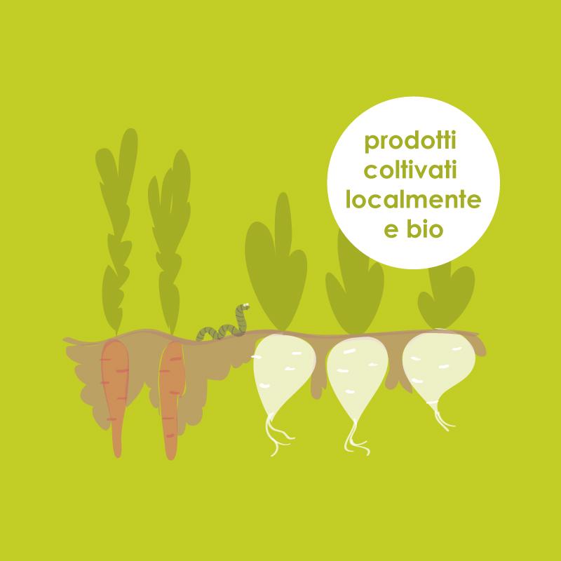 ingredienti e prodotti di qualità