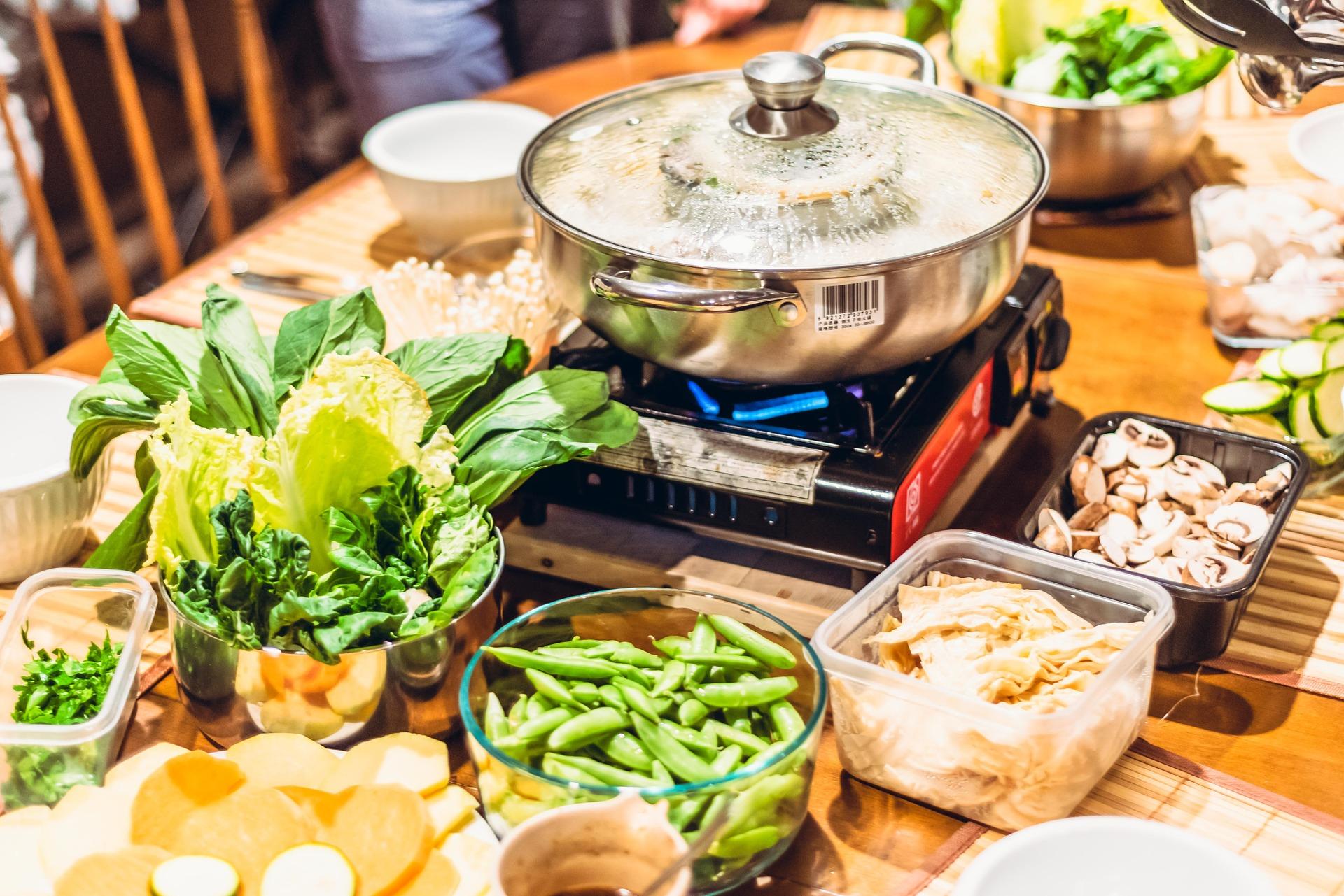 piatti sani, vegetarani e vegani