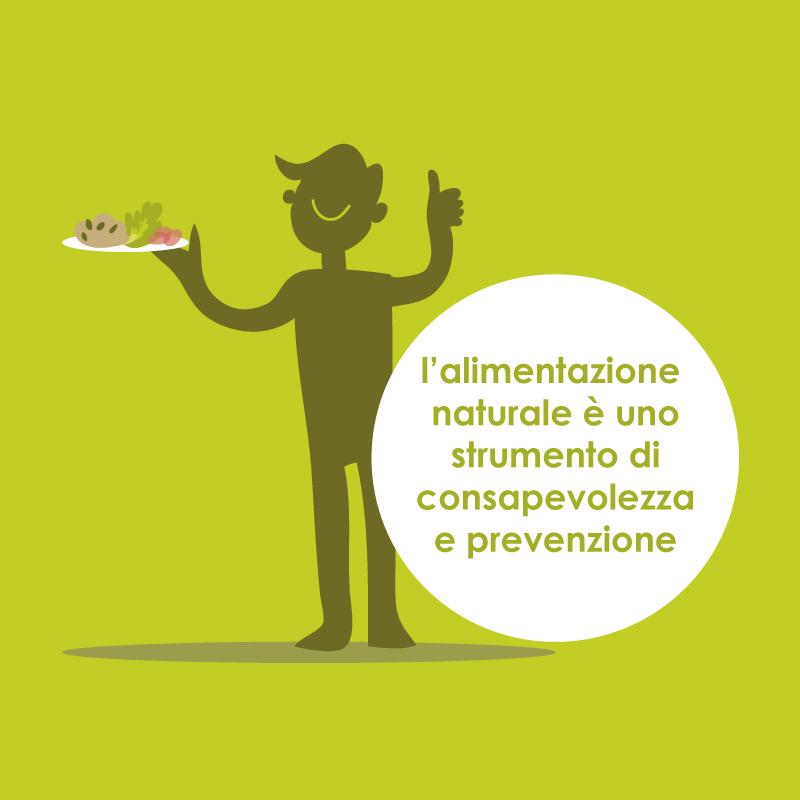 ingredienti biologici - alimentazione naturale